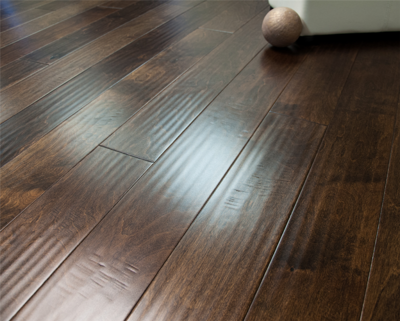 Coffee - Traditions by LW Flooring